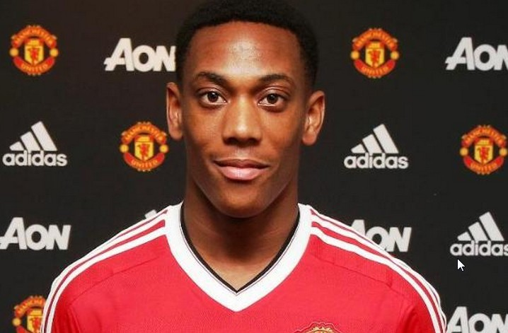 Profil Anthony Martial
